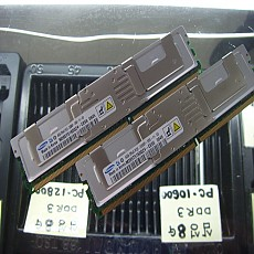[중고]삼성 FB Dimm DDR2 4G 2Rx4 PC2-5300F FB Dimm