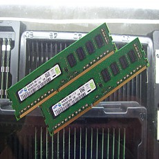 [중고]삼성 서버용 DDR3 4GB PC3-12800E ECC unbuffered