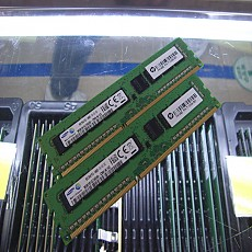 HP & DELL 워크스테이션용 DDR3 8GB PC3-14900E ECC unbuffere